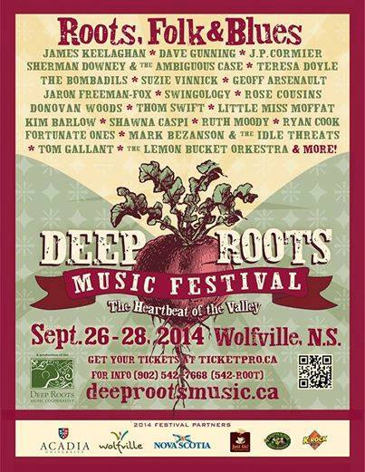Deep Roots Music Festival